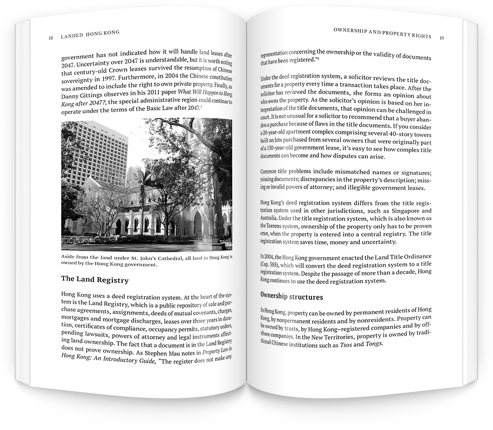 Sample Chapter from Landed Global
