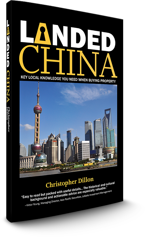 Landed books explain how to buy a home in Beijing, Guangzhou, Shanghai and Shenzhen, China