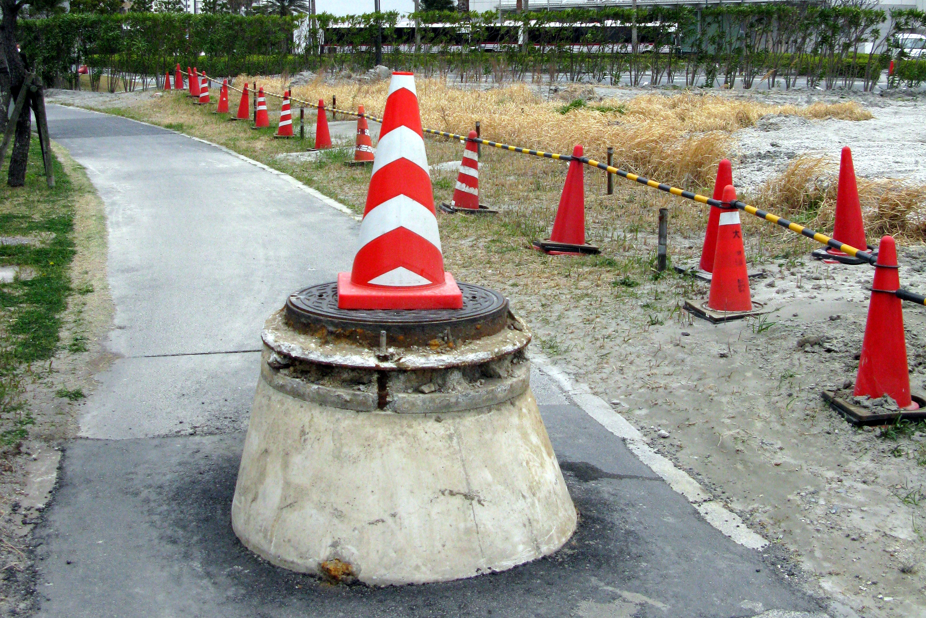 The tsunami and earthquake that caused Fukushima also damaged the sewerage system in Tokyo