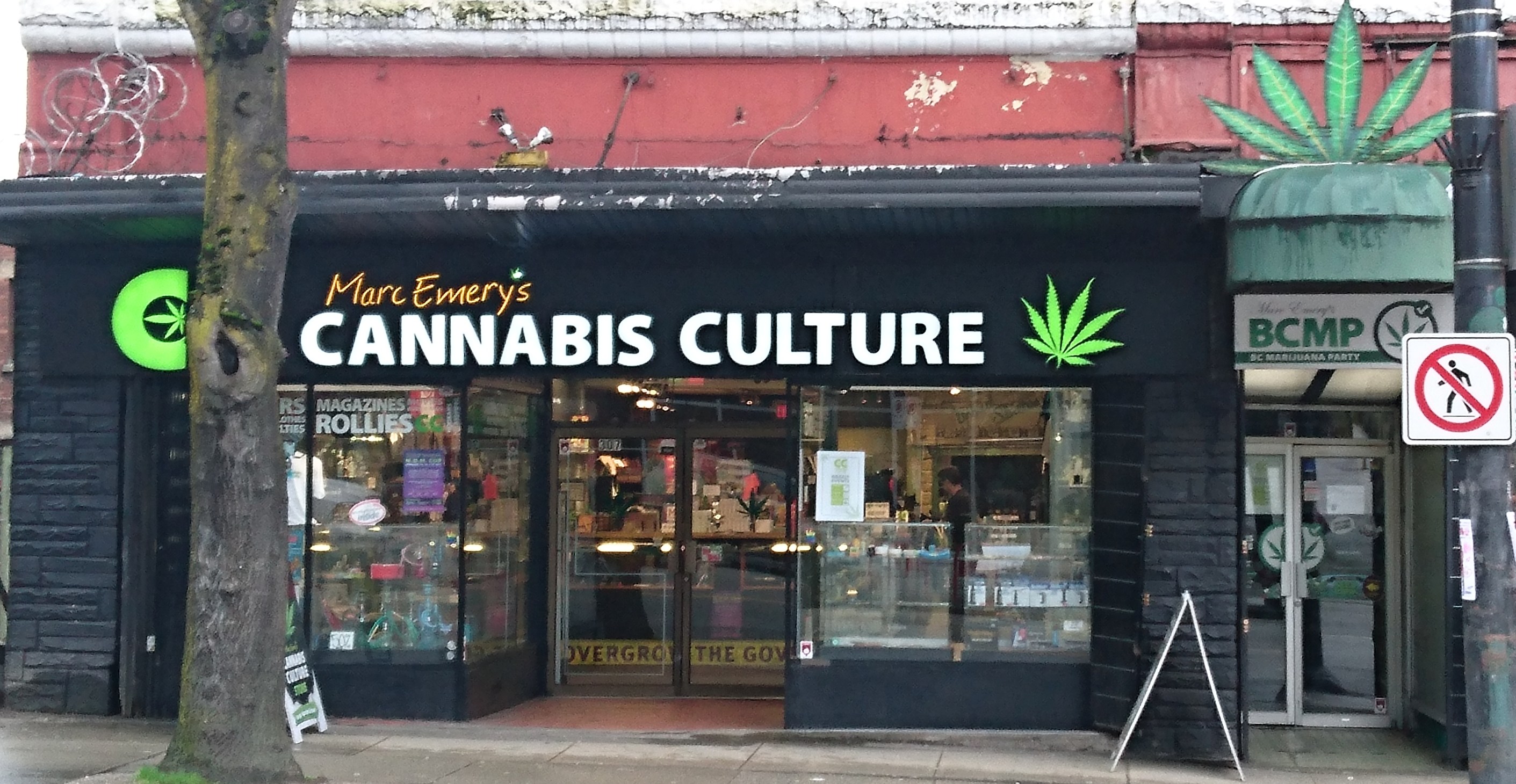 Landed Newsletter No. 17 looks at cannibas culture in Vancouver