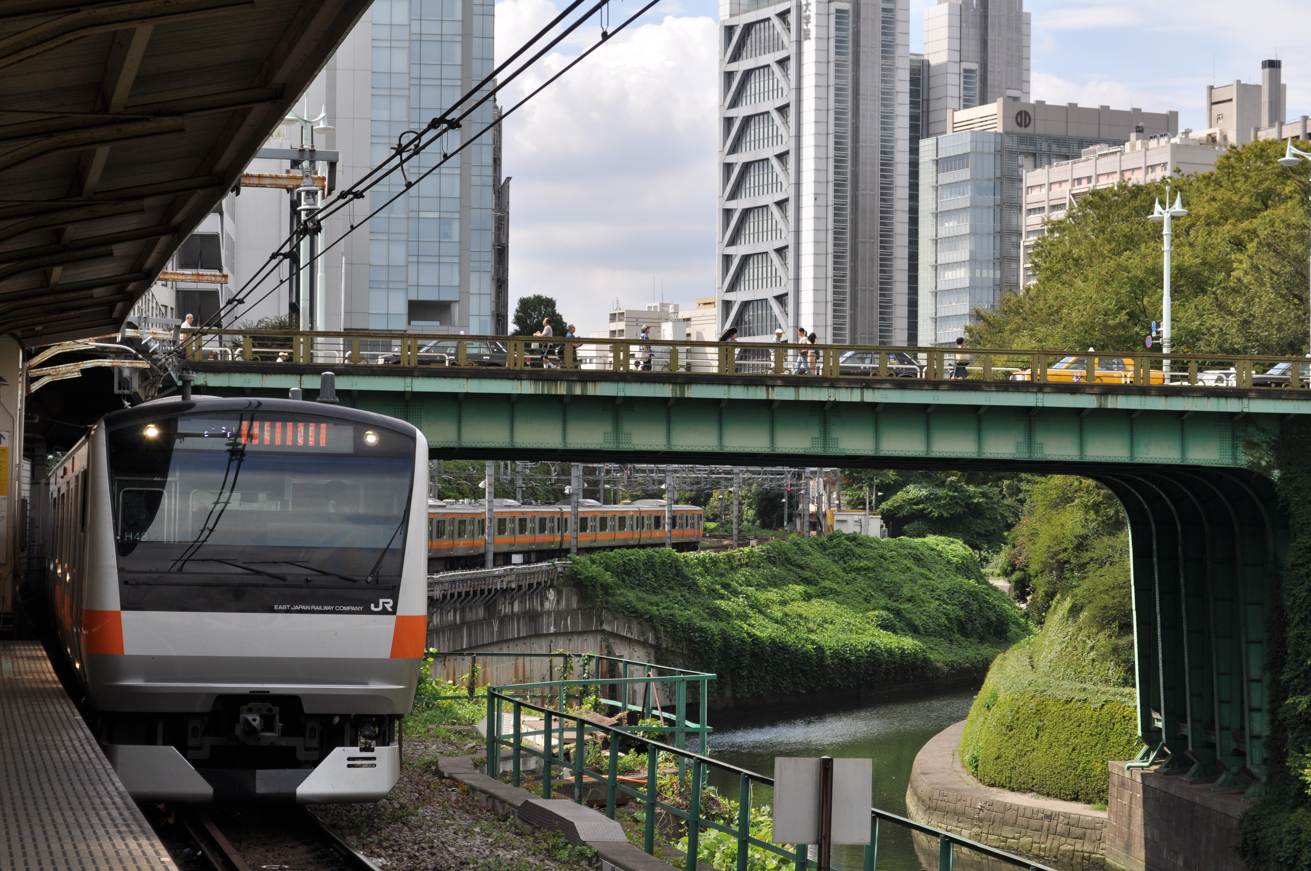 Tokyo is a good place to start when buying a property in Japan