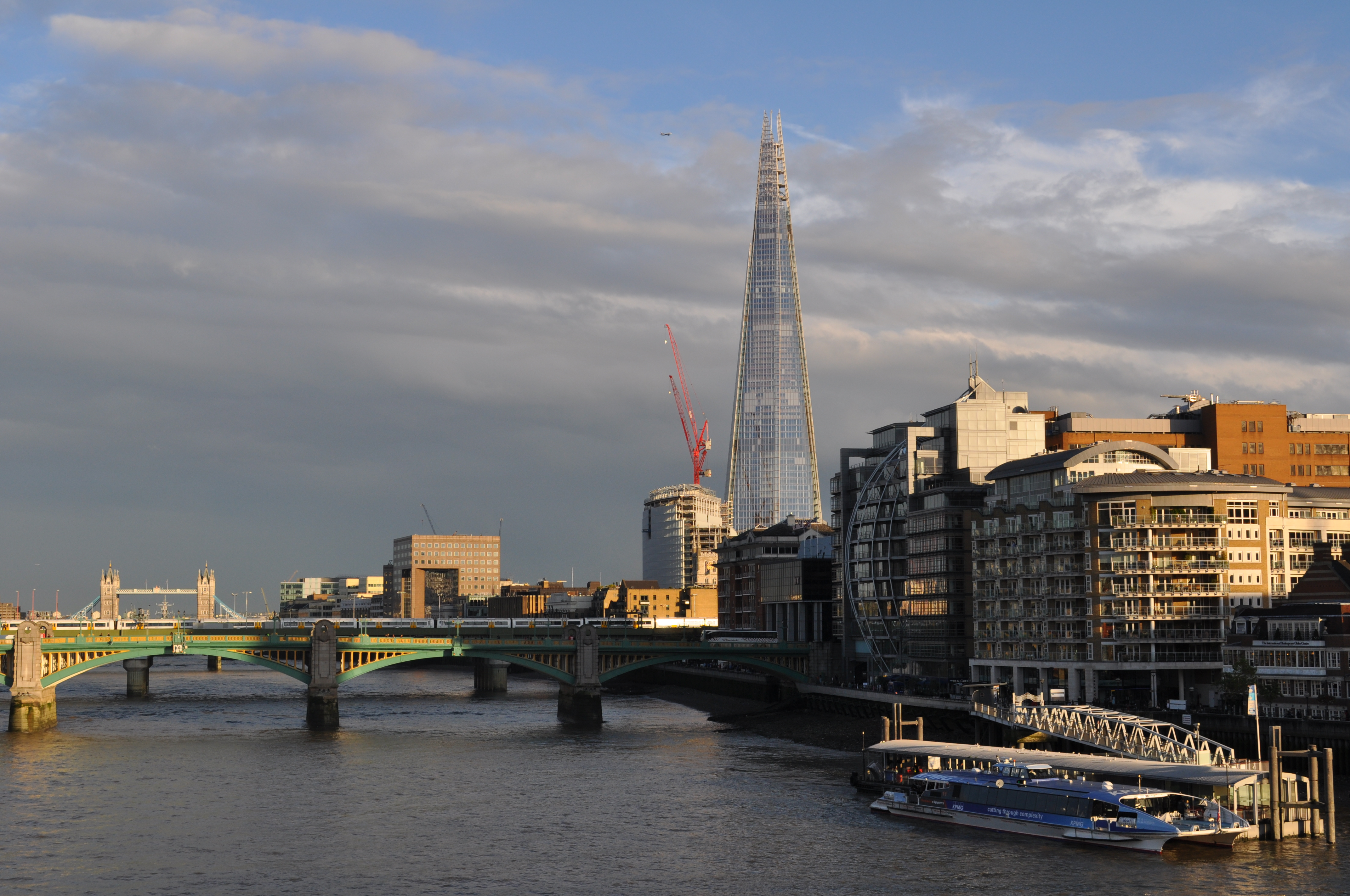 The ten things you must know also applies in developed markets like London