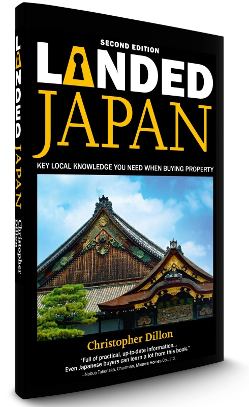 Landed Japan, the guide to buying houses and apartments in Japan